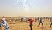 Fresh clashes on Gaza-Israel border after deadly violence