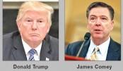 Trump calls for prosecuting 'liar' ex-FBI chief Comey