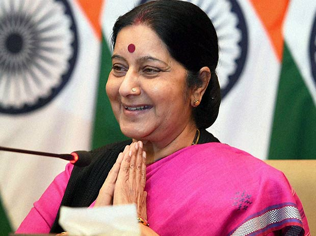 Dhaka-Delhi fraternal ties enriched by shared art, culture: Sushma