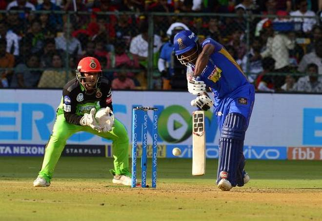 IPL 2018: Sizzling Samson puts it beyond RCB