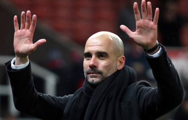 City title win would be 'one of the best' says Guardiola