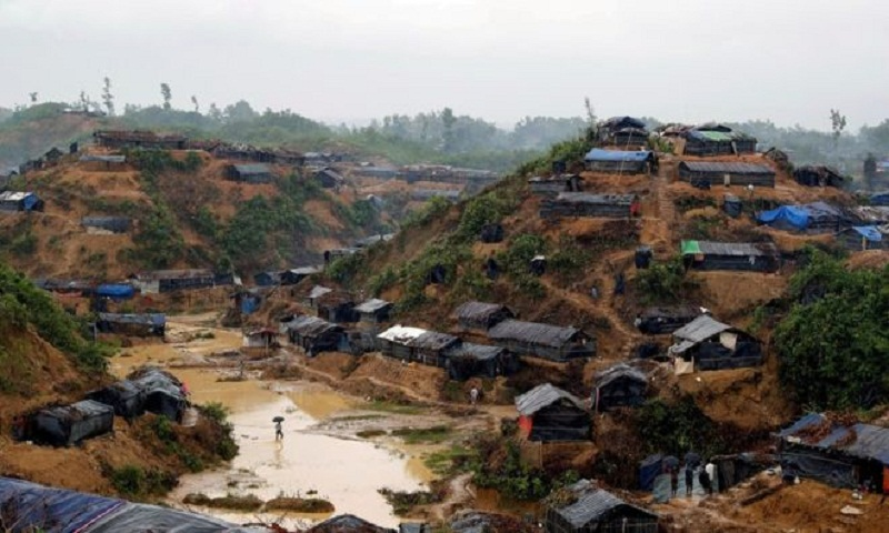 Rohingya crisis: Myanmar says first refugee family returns