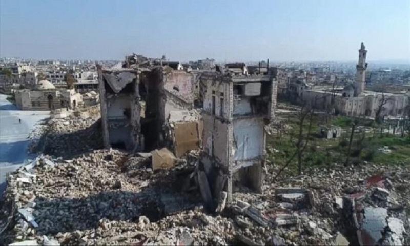 Syrian army says it has retaken eastern Ghouta