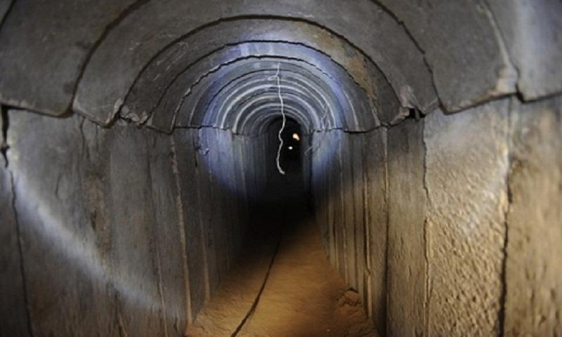 Israel says it destroys Hamas tunnel network in Gaza