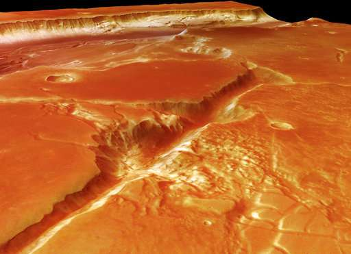 Europe plans remote update to keep aging Mars probe stable