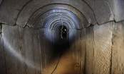 Israel says it destroys Hamas tunnel network in Gaza