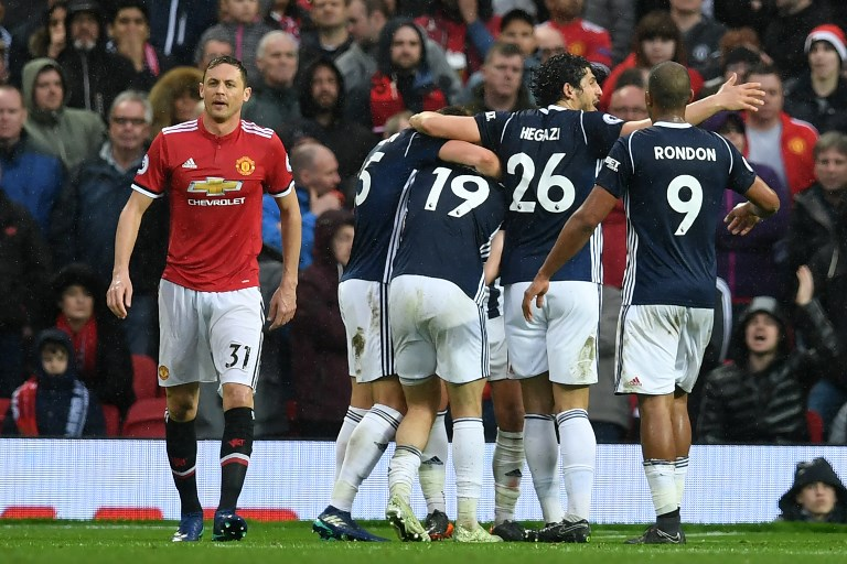 Man City wins Premier League after United loses to West Brom