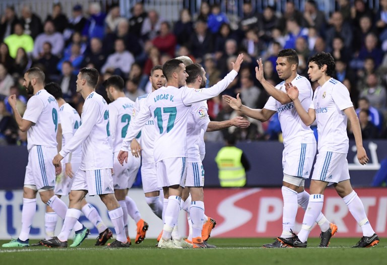 Isco leads Real to Malaga win as Zidane rests Ronaldo and Bale