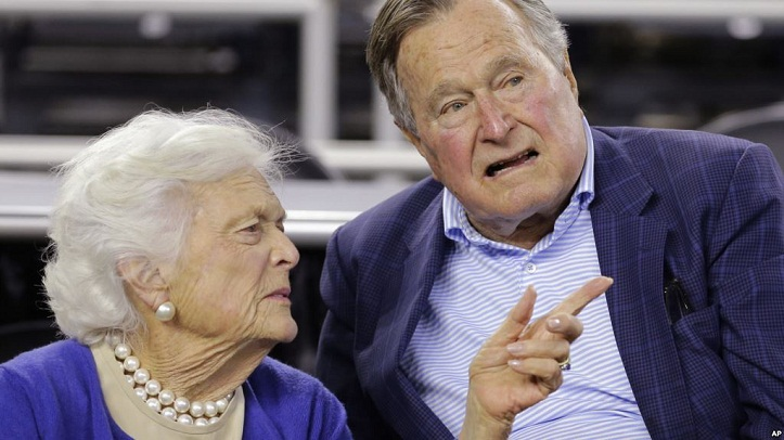 Barbara Bush 'in failing health' won't seek further treatment
