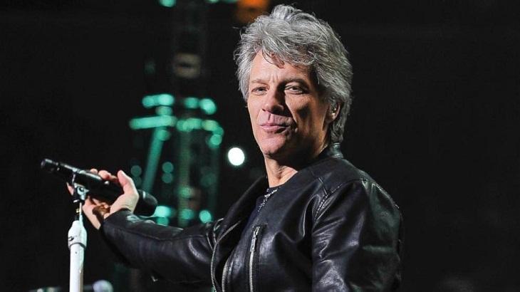 Bon Jovi enter Rock and Roll Hall of Fame