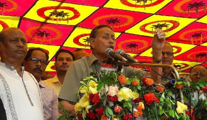 Hasina failed to keep election pledges, says Ershad