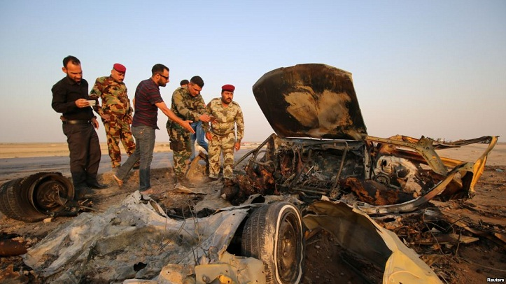 Iraq executes 11 convicted of 'terrorism': ministry