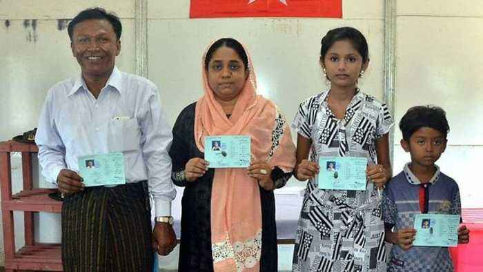 Return of first Rohingya family announcement a publicity stunt