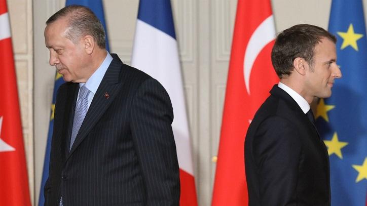 Ankara hits back over Macron comments on Russia-Turkey split