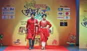 Baishakhi Fashion Show Held In The City