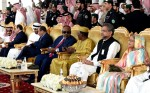 Prime Minister ton join Saudi-led military drill's concluding ceremony