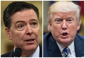 Ex-FBI chief James Comey says Trump 'morally unfit to be president'