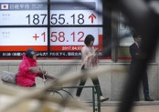 Asia stocks fall after Syria strike