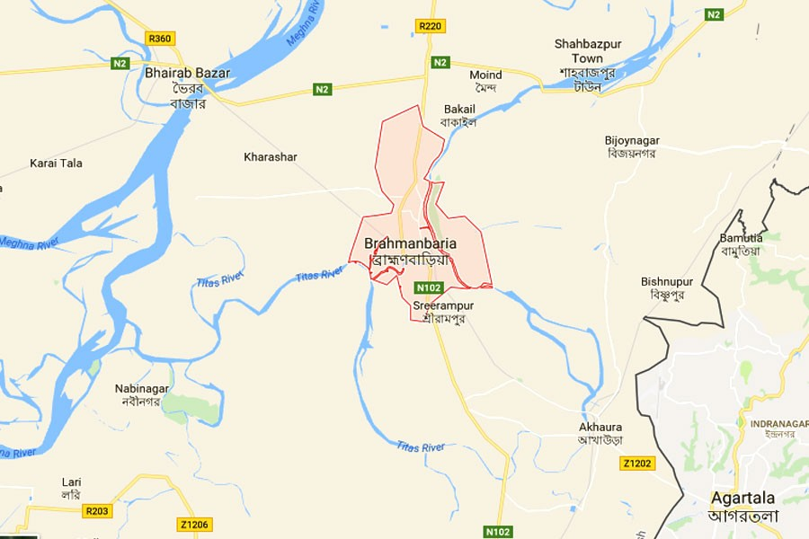 'Mugger' killed in Brahmanbaria 'gunfight'