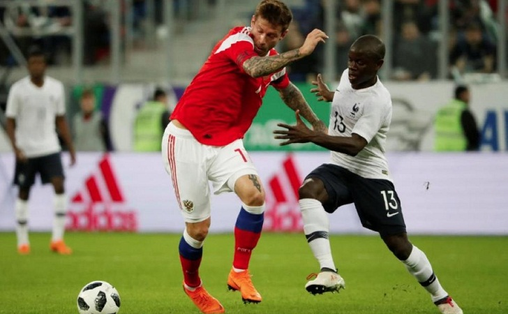 FIFA probes Russia over racist chants