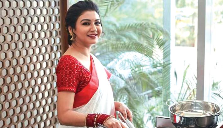 This is my first Naboborsho in Kolkata: Jaya Ahsan