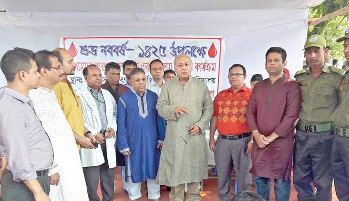 BSMMU marks Pahela Baishakh