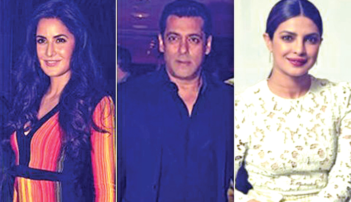Katrina, Priyanka to star opposite Salman in Bharat?