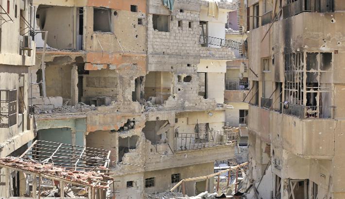 New Western Syria strikes would spark 'chaos': Putin