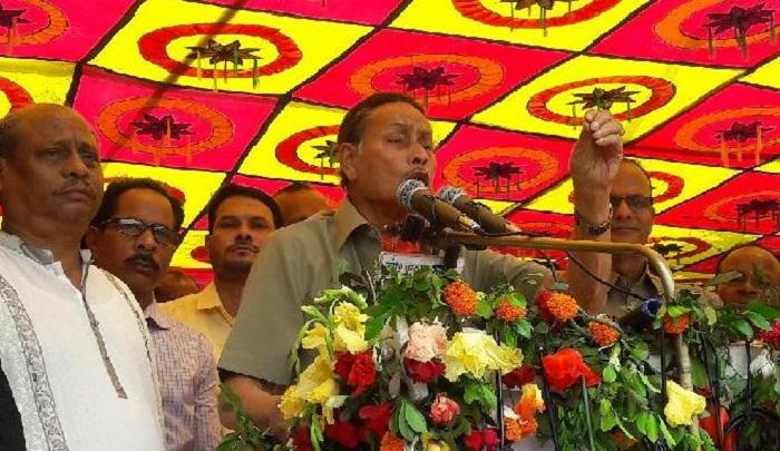 Ershad alleges police for not registering cases against AL men