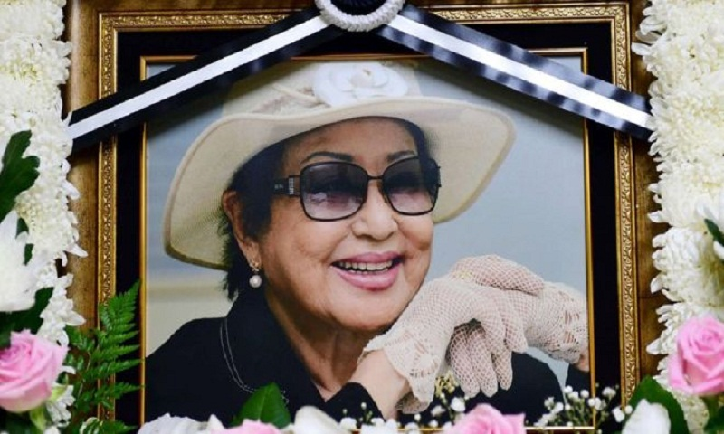 South Korean actress kidnapped by North's Kim Jong-il dies