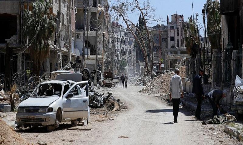 G7 endorses US-led air strikes in Syria