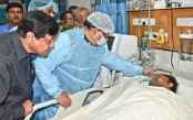 Arm loosing Titumir College student Rajib dies