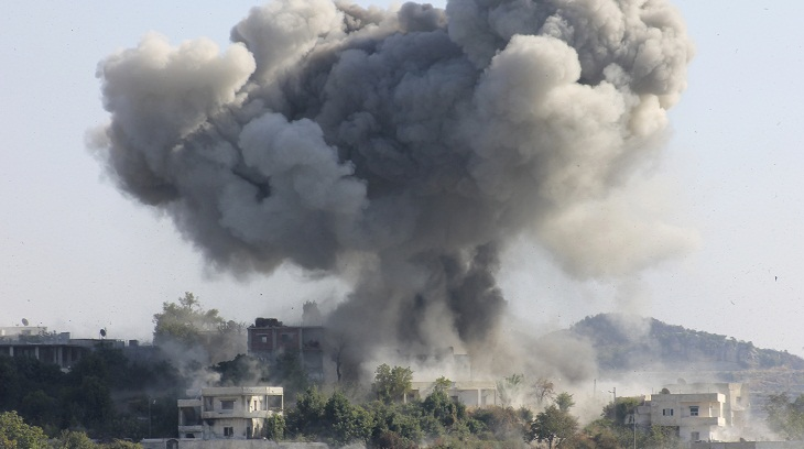 State media report new missile attacks in Syria