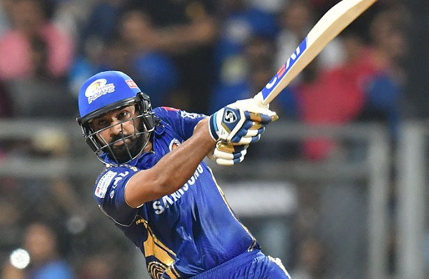 Rohit, Lewis batter Royal Challengers in imposing win