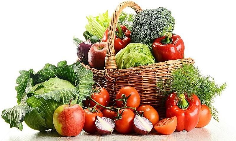 Eating raw fruit, veggies boosts mental health