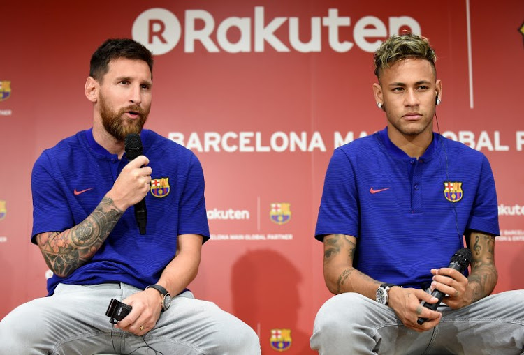 Messi, Neymar leading campaign for 10m school meals