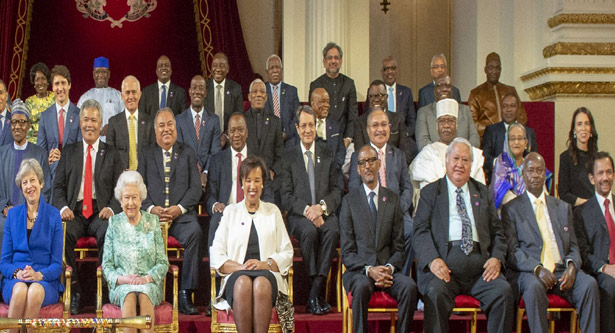 Britain's Queen Elizabeth kicks off 25th CHOGM, PM Hasina joins