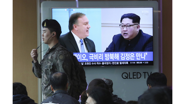 Seoul: N. Korean leader removes major nuclear sticking point