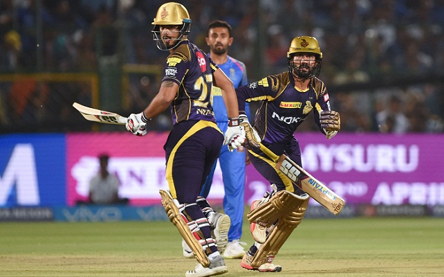 Kuldeep, Chawla, Rana lift KKR to top of table