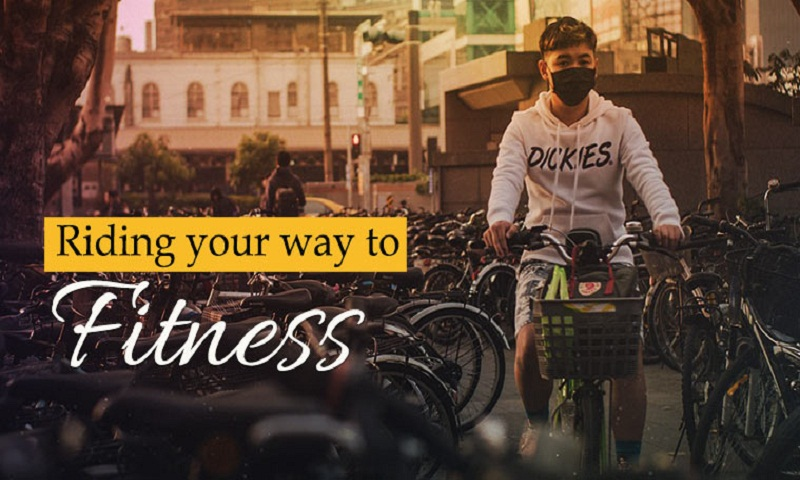 7 amazing health benefits of cycling