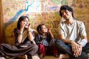 Iranian director Majidi's debut Indian film hits Friday
