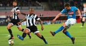 Napoli closes the gap to Juventus ahead of title showdown
