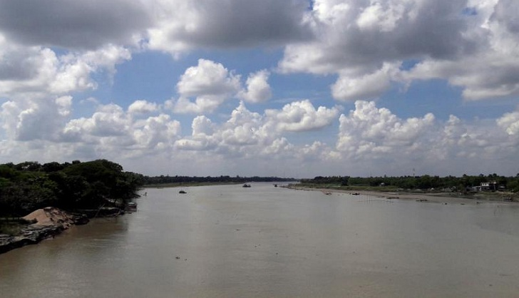 Missing cop's body found in Kaliganga River