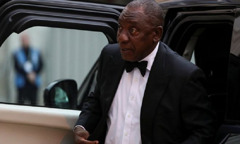 South Africa: Ramaphosa leaves Commonwealth summit to deal with protests