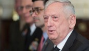 Mattis disputes report he wanted Congress to approve Syria strike