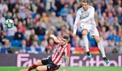 Real held to draw at home by Athletic