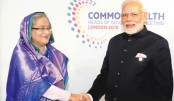 Hasina-Modi meeting held in London