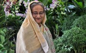 Hasina on TIME's list of 100 most influential people