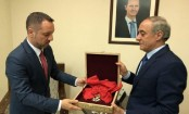 Syria returns Légion d'honneur award to France