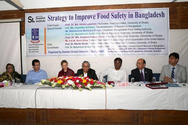 Poor inspection, lack of awareness put food safety at stake: Speakers